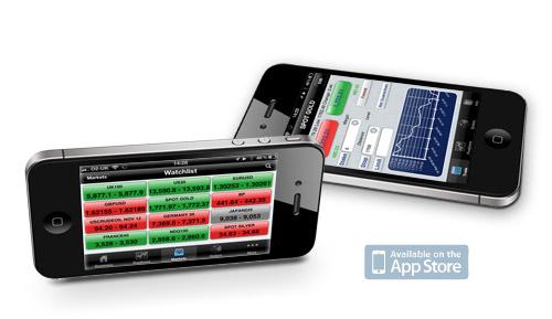 Saturn iPhone Platform